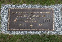 Justin Joseph Adams, Jr