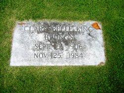 Clara Belle <i>King</i> Bivings