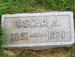 Oscar A Burd