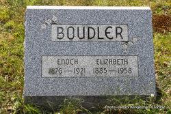 Elizabeth Irene <i>Dixon</i> Boudler