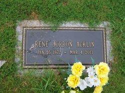 Rene Jordon Acklin