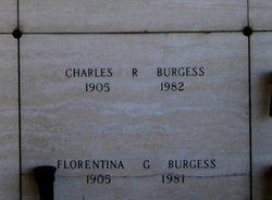 Florentina <i>Griego</i> Burgess