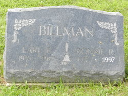 Earl E Billman