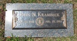 John Nicholas Krambeck