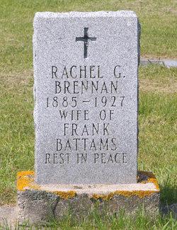 Rachel Gertrude <i>Brennan</i> Battams