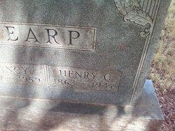 Henry C Earp