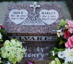 Maria T Alvarez