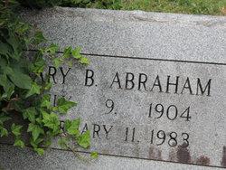 Mary B. Abraham
