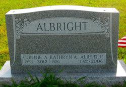 Albert P. Albright