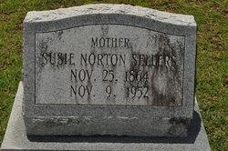Susan Jones Susie <i>Norton</i> Sellers