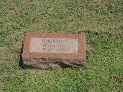 Marshall L. Steele