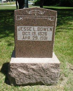 Jesse Lewis Bowen