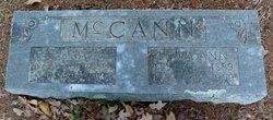 Lydia Ann <i>Rosson</i> McCann