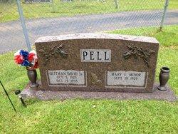 Mary L <i>Minor</i> Pell
