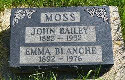 Emma Blanche 'Blanche' <i>Fox</i> Moss