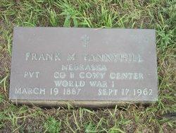 Frank M. Tannyhill