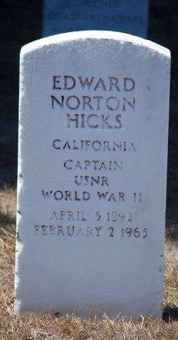 Edward Norton Hicks
