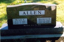 Marjorie Marge <i>Wagoner</i> Allen