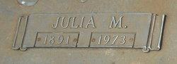 Julia <i>Mathis</i> Burchette