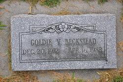 Goldie Vilate <i>Purser</i> Beckstead