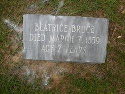 Beatrice Bruce
