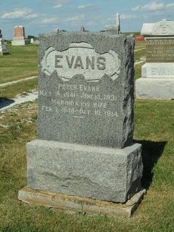 Marinda <i>Ogle</i> Evans