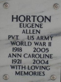 Ann Caroline Horton
