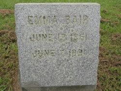 Emma Bair