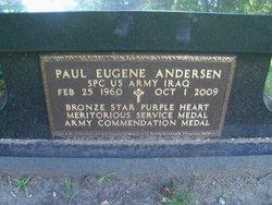 Spec Paul Eugene Andersen