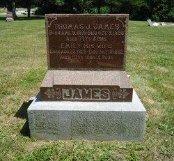 Thomas J. James