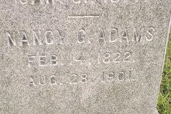 Nancy G <i>Gale</i> Adams