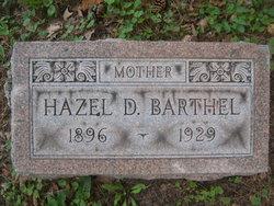 Hazel Delight <i>Buchanan</i> Barthel