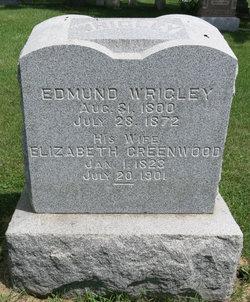 Elizabeth <i>Greenwood</i> Wrigley