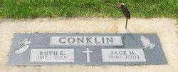 Ruth Ellen <i>Cordes</i> Conklin