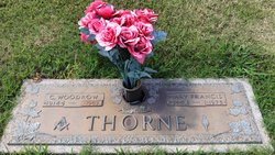 Carl Woodrow Thorne