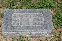 Almont M. Montie Stone