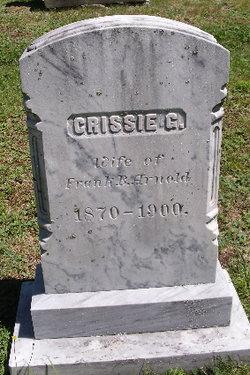 Chrisabel Chrissie <i>Gordon</i> Arnold