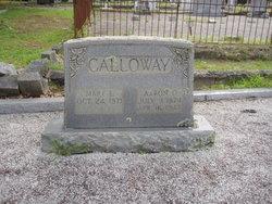 Aaron Oscar Oss Calloway