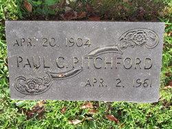 Paul G Pitchford