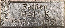 Hal K Carrick