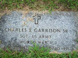 Charles E. Garrison, Sr