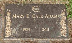 Mary Elizabeth Gale <i>Cockrill</i> Adams