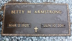 Betty Madeline <i>Shockley</i> Armstrong