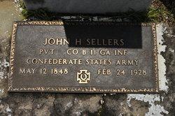 John Henry Sellers
