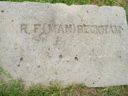 R. F. Man Beckham