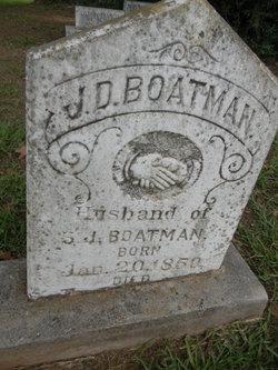 John Dave Boatman