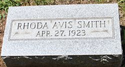 Rhoda Avis Amith
