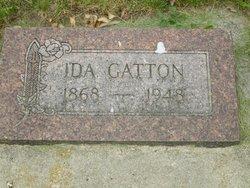 Ida Gatton