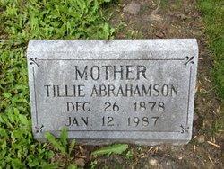 Tillie Abrahamson