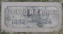 Alonzo M Thorne